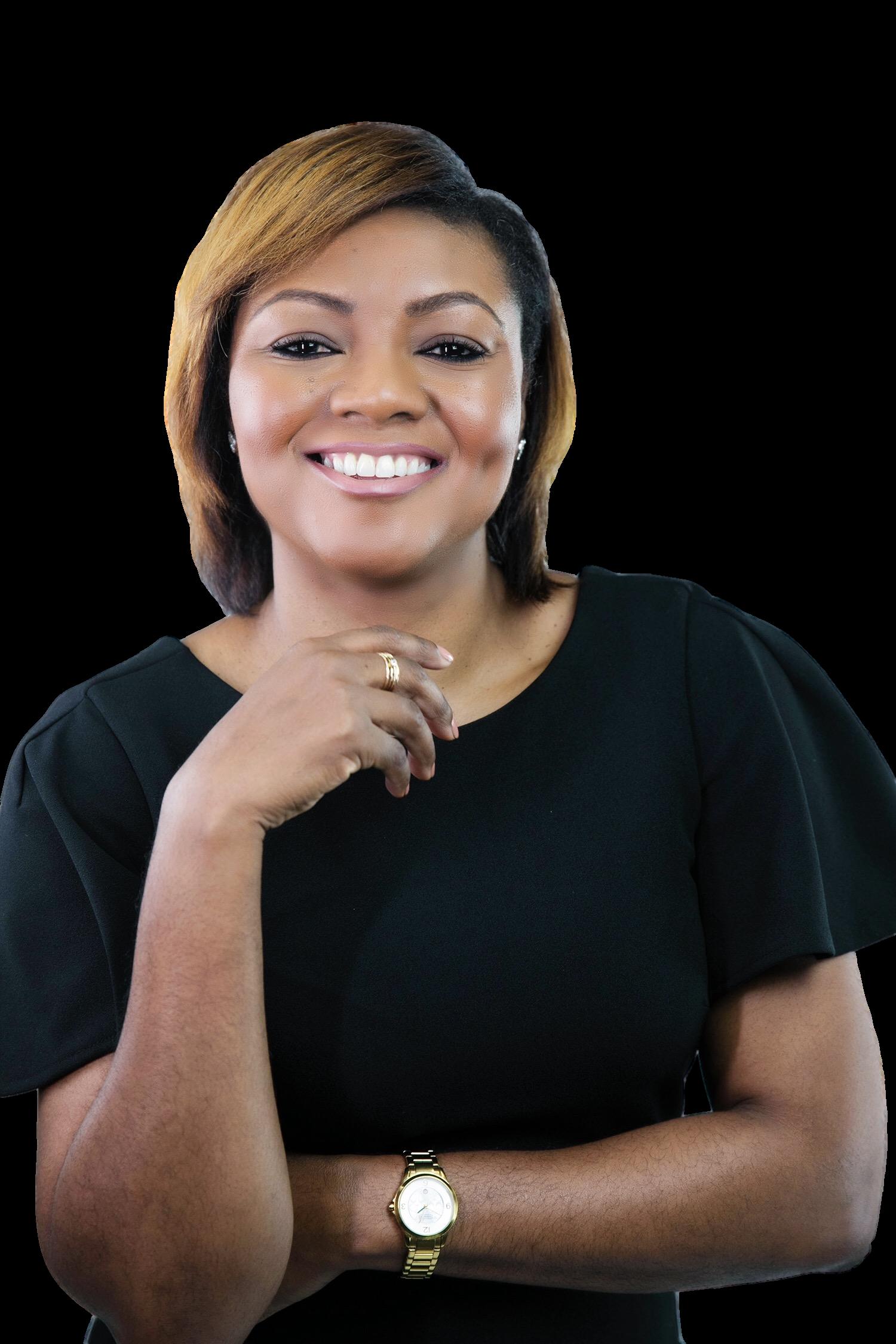 Jamara Wilson Speaker